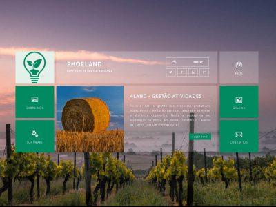 Nova página Phorland